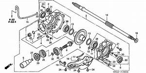 2002 Honda Atv Parts Diagram