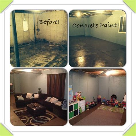 basement   budget turned unfinished basement