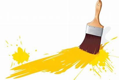 Brush Paint Transparent Paintbrush Clipart Clip Painting