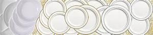 Assiette Ardoise Pas Cher : assiette en plastique blanc pas cher ecojetable ~ Teatrodelosmanantiales.com Idées de Décoration