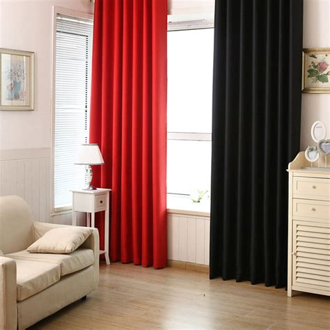 blackout room darkening curtains window panel drapes bedroom solid lined curtain ebay