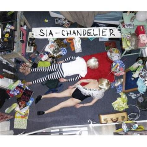 Chandelier Sia Album by Chandelier Sia Cd Maxi Single Achat Prix Fnac