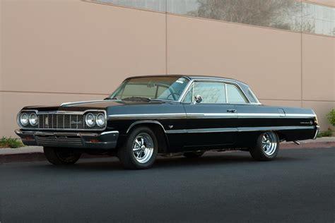 1964 Chevrolet Impala Ss 2 Door Coupe 139429