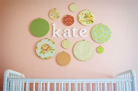 nursery wall 13 wall nursery ideas to diy brit