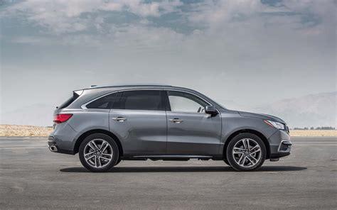 Suv Comparison by Comparison Volkswagen Atlas Sel 2018 Vs Acura Mdx