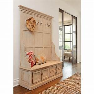 Entryway Bench with Hooks Pictures : DIY Entryway Bench