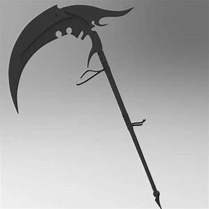 Cool Anime Scythe | www.imgkid.com - The Image Kid Has It!