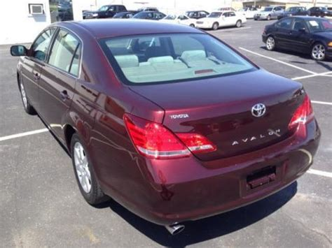 Find Used 2007 Toyota Avalon Xl In 7612 Pendleton Pike