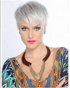 Coupe De Cheveux Pour Visage Long : coupe de cheveux court femme pour visage long ~ Melissatoandfro.com Idées de Décoration