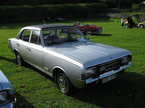 Opel Commodore by Opel Commodore A