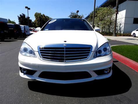 Carmax oxnard in los angeles, california 93036. 2008 Mercedes-Benz S63 AMG Designo Mystic White Edition for sale in Fresno, California