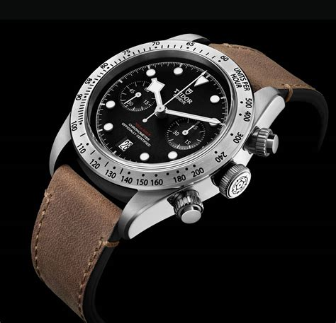 Tudor - Heritage Black Bay Chrono | Time and Watches | The ...