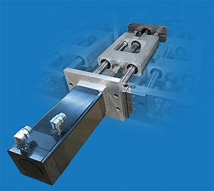 Rules For Actuator And Guide Alignment In Linear Motion