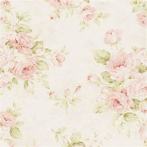 Pink Floral Fabric by the Yard Pink Fabric Carousel
