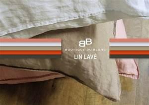 Housse De Couette Lin Lavé Bensimon : linge de lit et drap housse de marques prix discount ~ Farleysfitness.com Idées de Décoration
