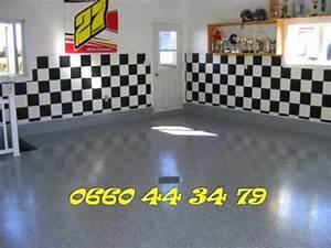 Resine Sol Garage : resine epoxy sol garage ~ Dode.kayakingforconservation.com Idées de Décoration