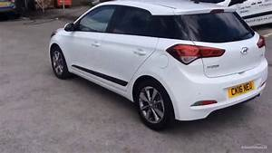 Hyundai I20 2016 : hyundai i20 gdi premium white 2016 youtube ~ Medecine-chirurgie-esthetiques.com Avis de Voitures
