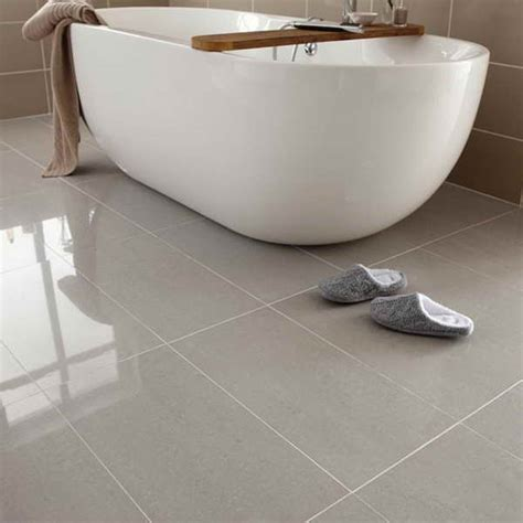Flooring  Choosing The Right Bathroom Tile Flooring Ideas