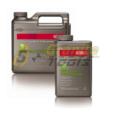 dupont tile sealer high gloss stonetech high gloss finish sealer usa granite tools