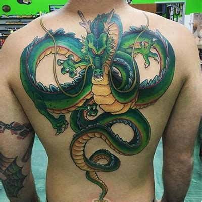 top tatouages dragon ball