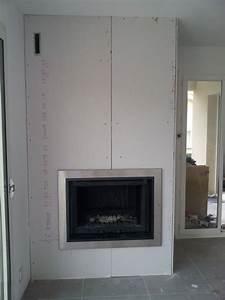Installer Une Cheminée : coffrer une chemin e pour installer un poele bois 7 ~ Premium-room.com Idées de Décoration