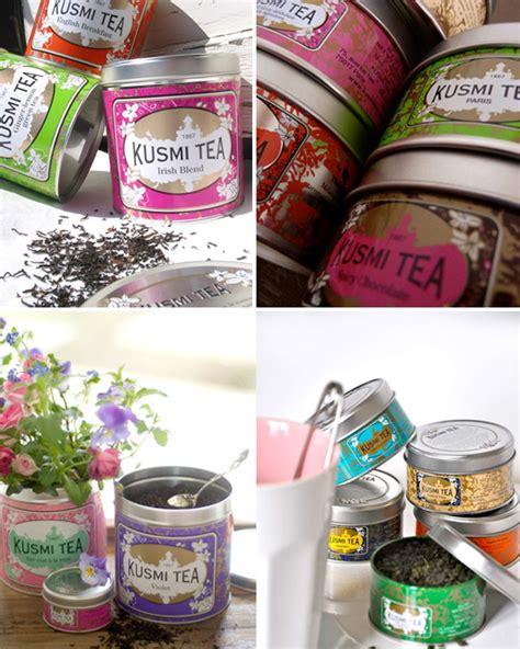 kusmi tea il tè di lusso per accendere di
