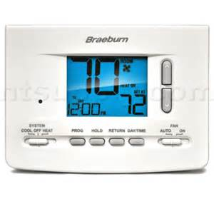 Braeburn Programmable Thermostat