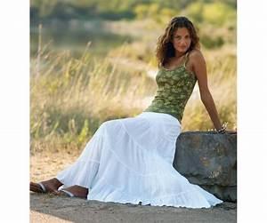 Robe Blanche Longue Boheme : robe longue boheme la redoute la mode des robes de france ~ Preciouscoupons.com Idées de Décoration