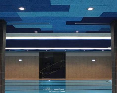 Controsoffitto Acustico by Acoustic Ceilings Controsoffitto Acustico In Legno