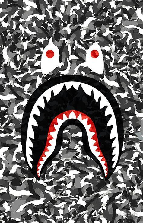 bape iphone wallpaper bape camo black whait wallpaper wp2602341 live wallpaper Bape