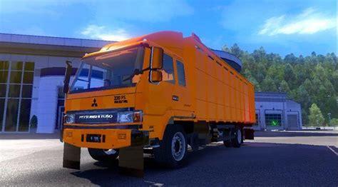 Mitsubishi Logistics America by Ets 2 Yamaları World Of Trucks T 252 Rkiye Truck