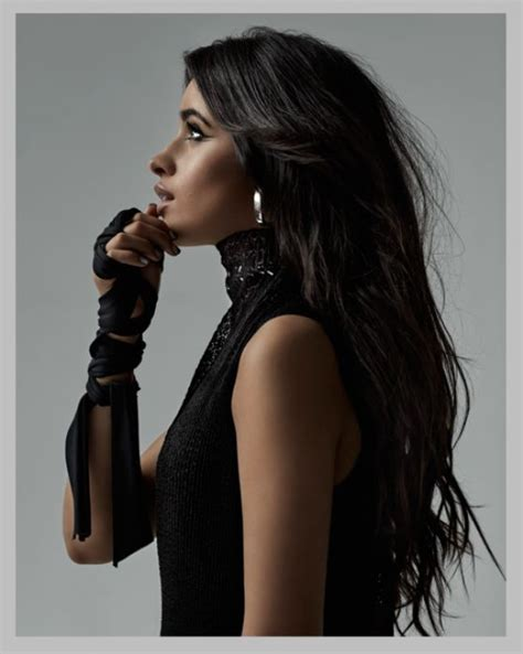 Camila Cabello Fault Magazine April Issue
