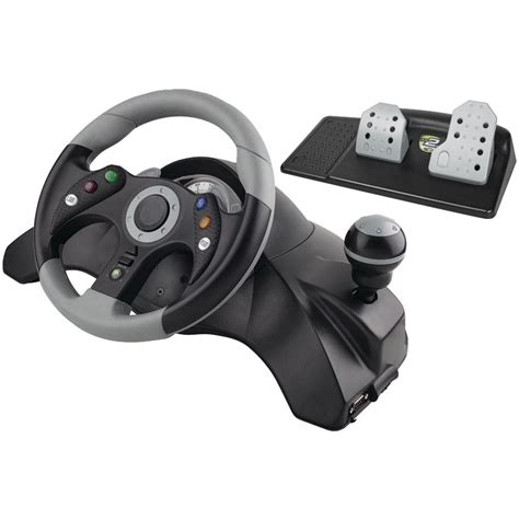 Volante Xbox 360 by Best Xbox 360 Steering Wheel And Pedals Xbox 360 Wheel