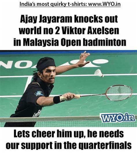 Badminton Meme - 25 best memes about badminton badminton memes