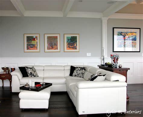 Best Benjamin Moore Gray Paint Color Stonington Gray Shown