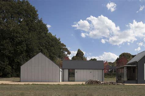 modern barn  minimal studio  gallery space