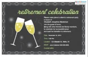 formal luncheon invitation ruhestands party einladungen qrealm