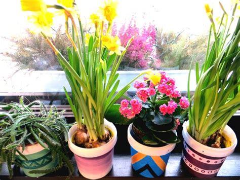 le pot plante recycl 233 30 pots de fleurs cr 233 atifs