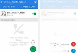 Infosaged2  Cara Memblokir Nomor Telepon Di Hp Android