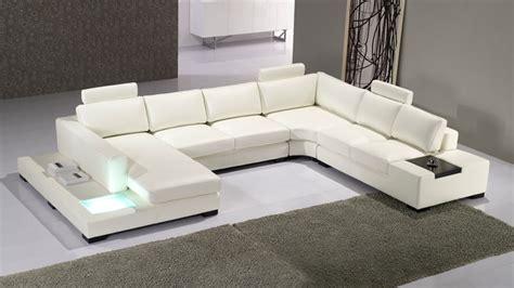 canapé angle confortable canapés d angle cuir