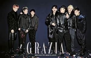 GOT7 Members in New Photo Shoot for Grazia Korea – Kpopfans