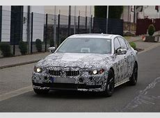 2018 BMW 3 Series G20 Spied at the Nurburgring, It's Far