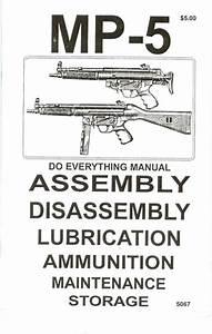 Mp5 Assembly And Disassembly Gun Manual