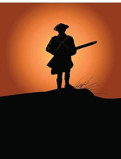 American Revolution Revolutionary Patriot War Colonial Vector