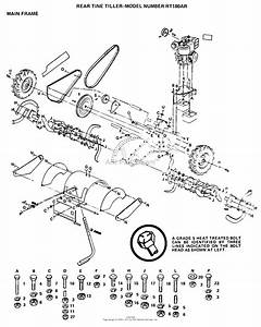 Ayp  Electrolux Rt180ar  1999  U0026 Before  Parts Diagram For