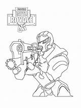 Fortnite Coloring Pages Printable Print sketch template