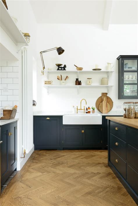 country kitchen inspiration 35 ideas con cocinas oscuras la 250 ltima tendencia en 2817