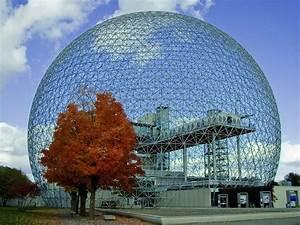 AD Classics: Montreal Biosphere / Buckminster Fuller ...