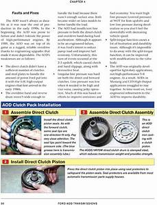 Ford Aode Automatic Transmission Repair Manual Download