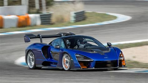 2019 Mclaren Senna First Drive Review Refined Brutality